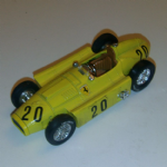 Brumm 1:43 Ferrari D50 1956 F1 Car loose unboxed diecast model @SOLD@